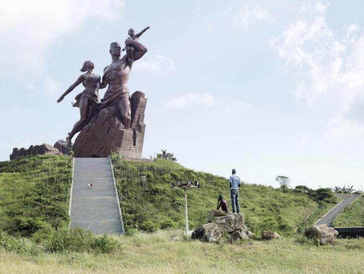 Знаменитые монументы