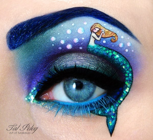 Креативный макияж