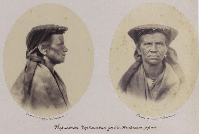 Первые фотографии жителей Пермского края