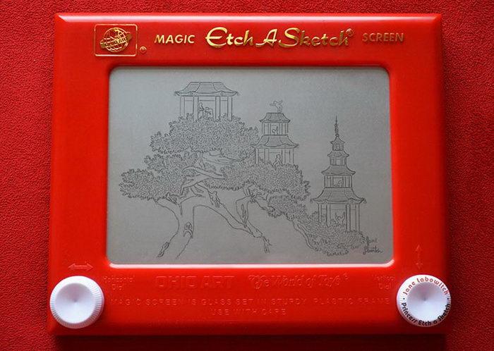 Шедевры мировой живописи на Волшебном экране