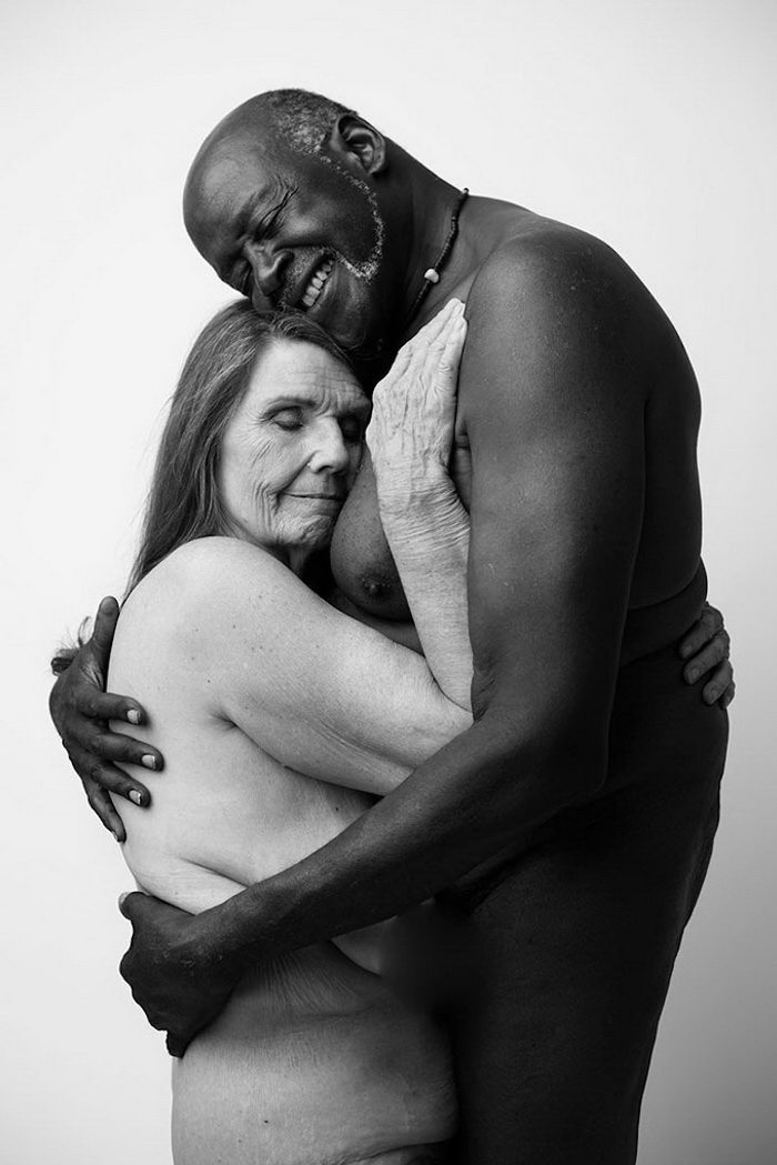 Влюбленные после 40 лет брака: фотографии Jade Beall