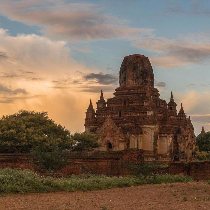Невероятный Баган: затерянный город в Мьянме