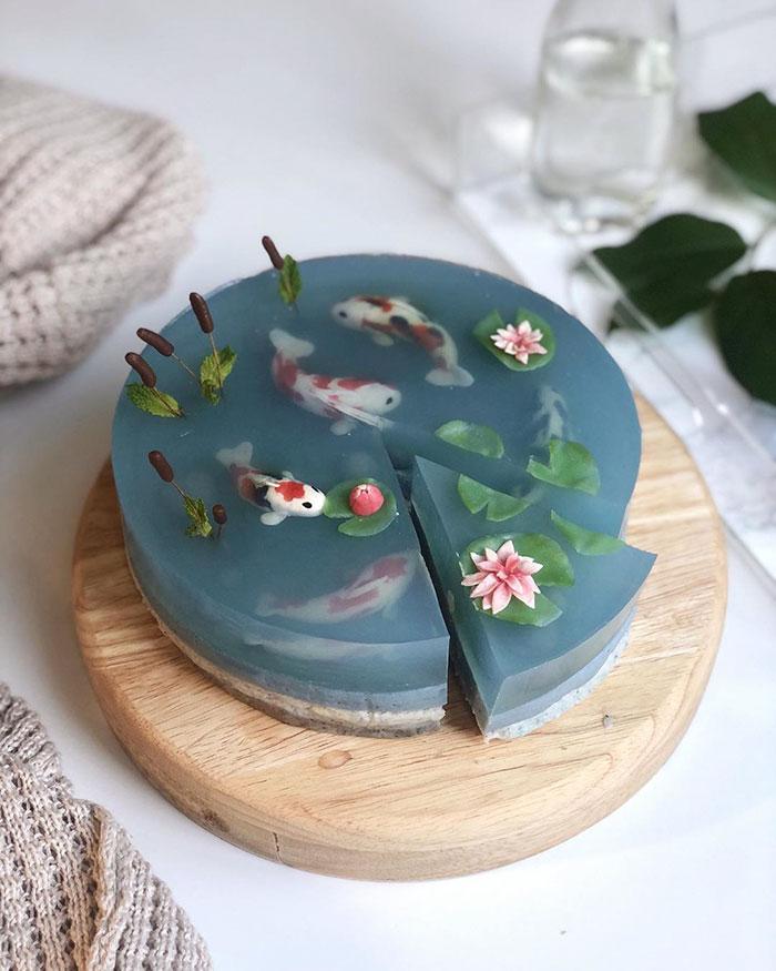 Удивительные кулинарные произведения искусства Petrichoro