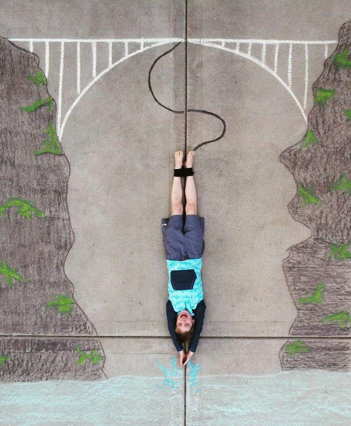 14-летняя девочка и ее способ развлечься во время карантина