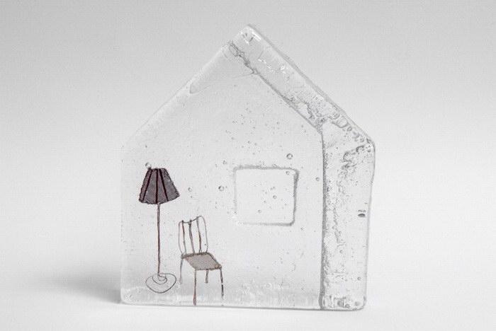 Стеклянные скульптуры Jenny Ayrton