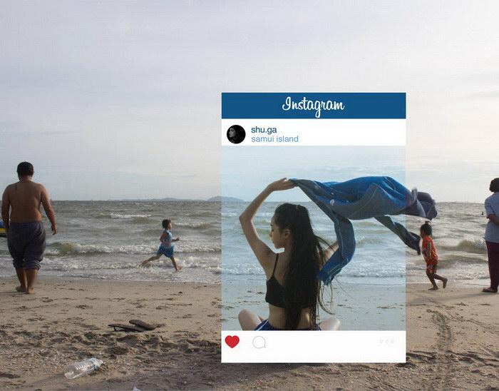 Instagram без прикрас: как выглядят правдивые фото?