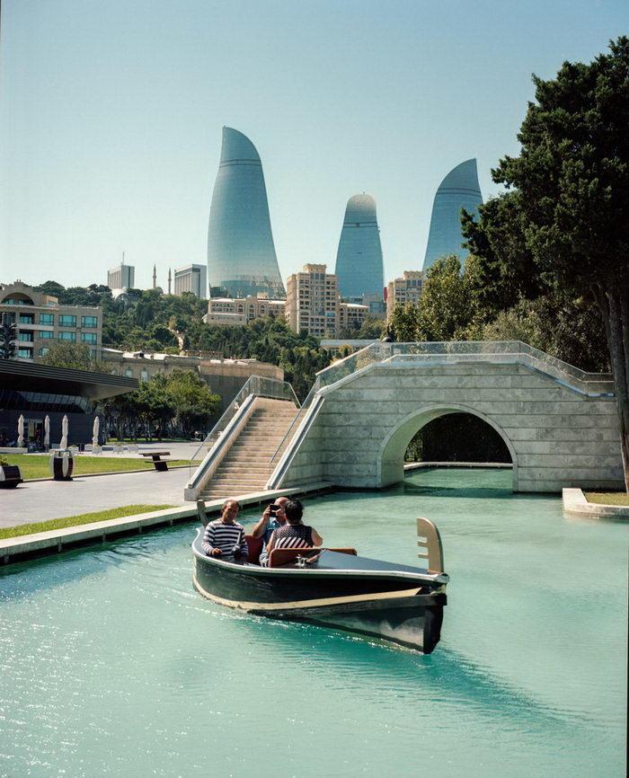 Как меняется Баку: фотопроект Tim Franco