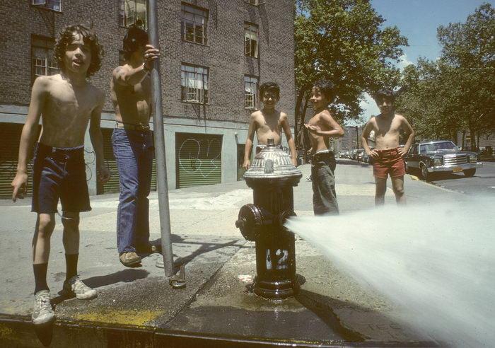 Нью-Йорк 1980 годов в снимках Steven Siegel