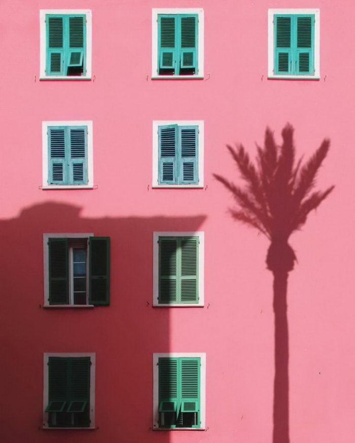 Остров Корсика в фотографиях Andria Darius Pancrazi