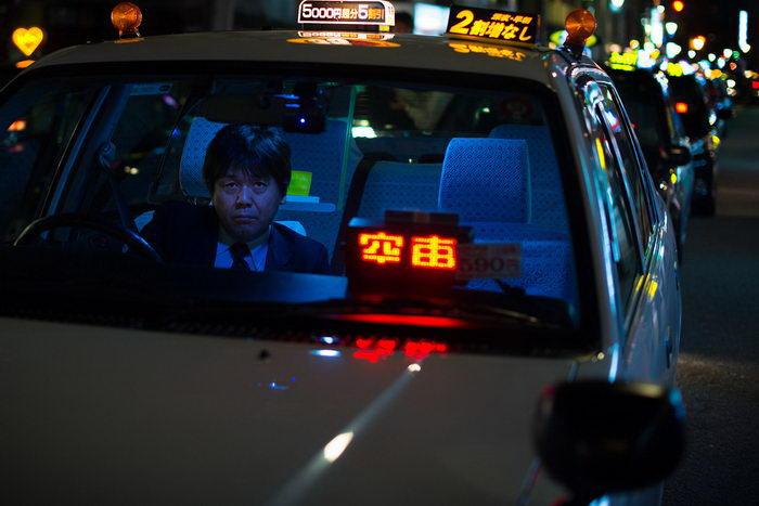 Необычный Токио в фотографиях Skander Khlif