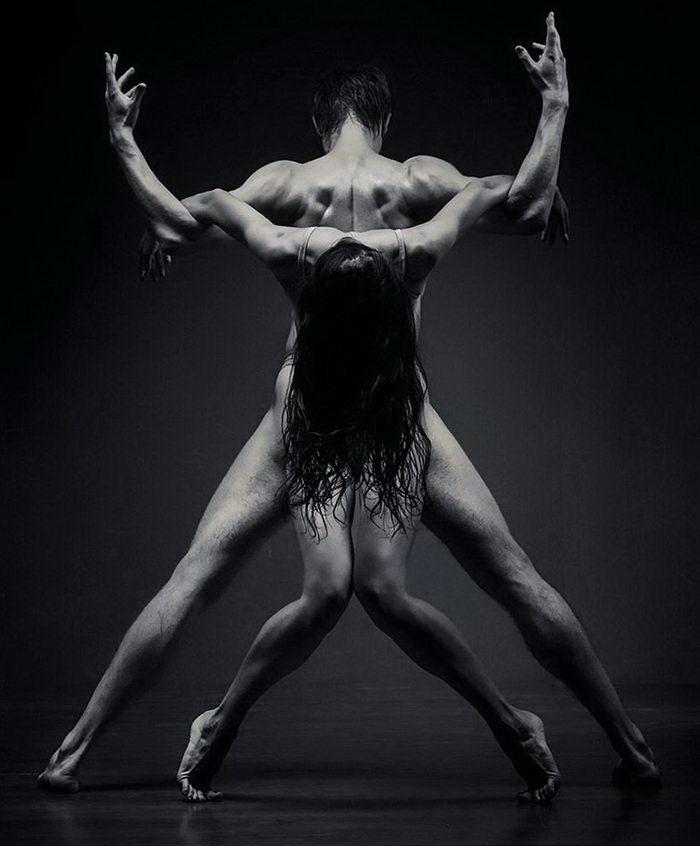Грация танцоров: фото Vadim Stein