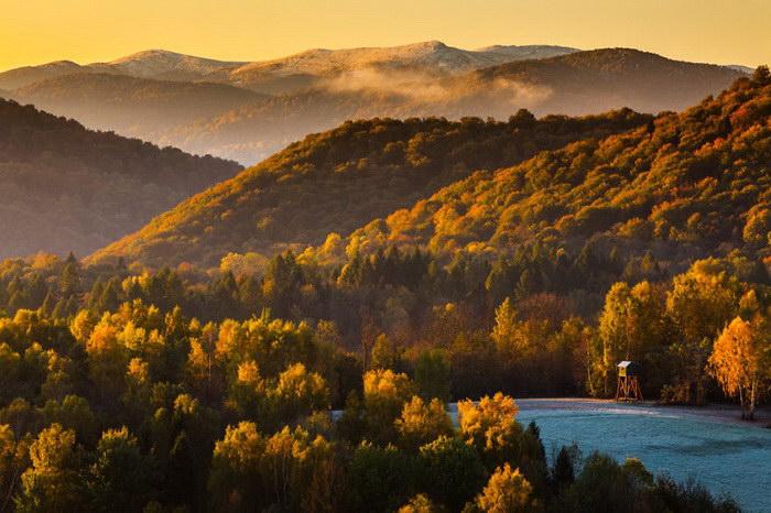 Польские горы в фотографиях Mikołaj Gospodarek