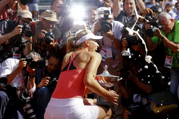 15 зрелищных фотографий из мира спорта 2015 года