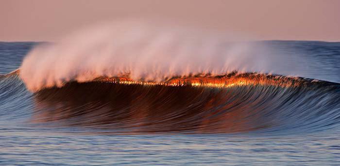 Потрясающие фотографии моря David Orias