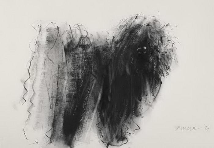 Собачки в рисунках Endre Penovac