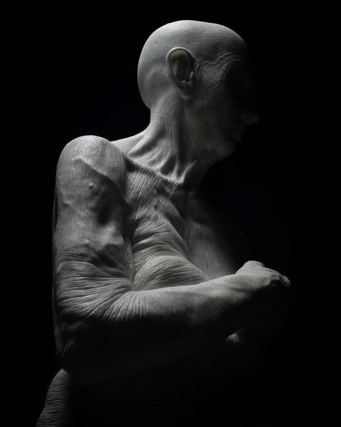 Невероятные скульптуры Jago Jacopo Cardillo