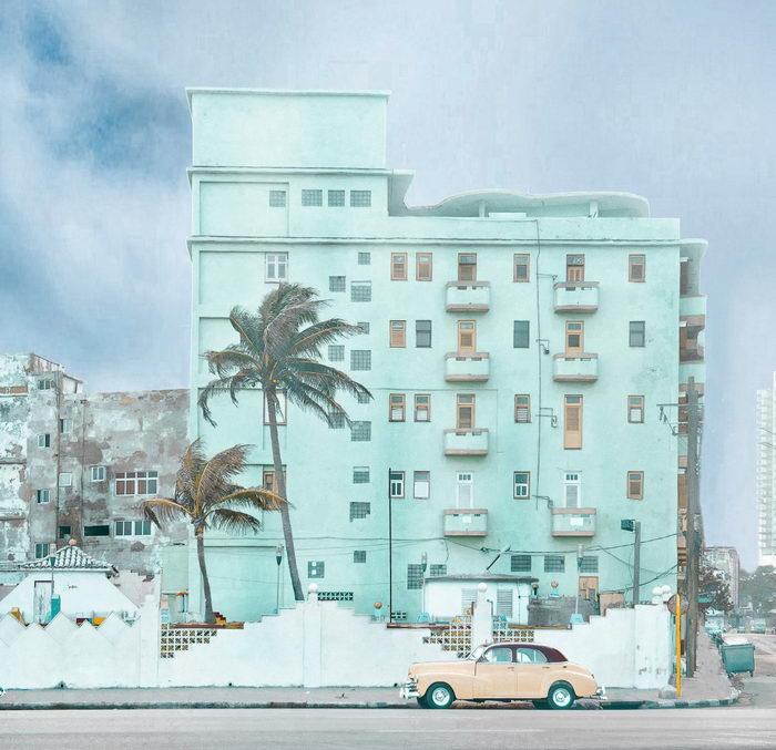 Гавана на фотографиях Helene Havard