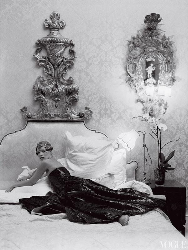 Кейт Мосс в отеле Ritz
