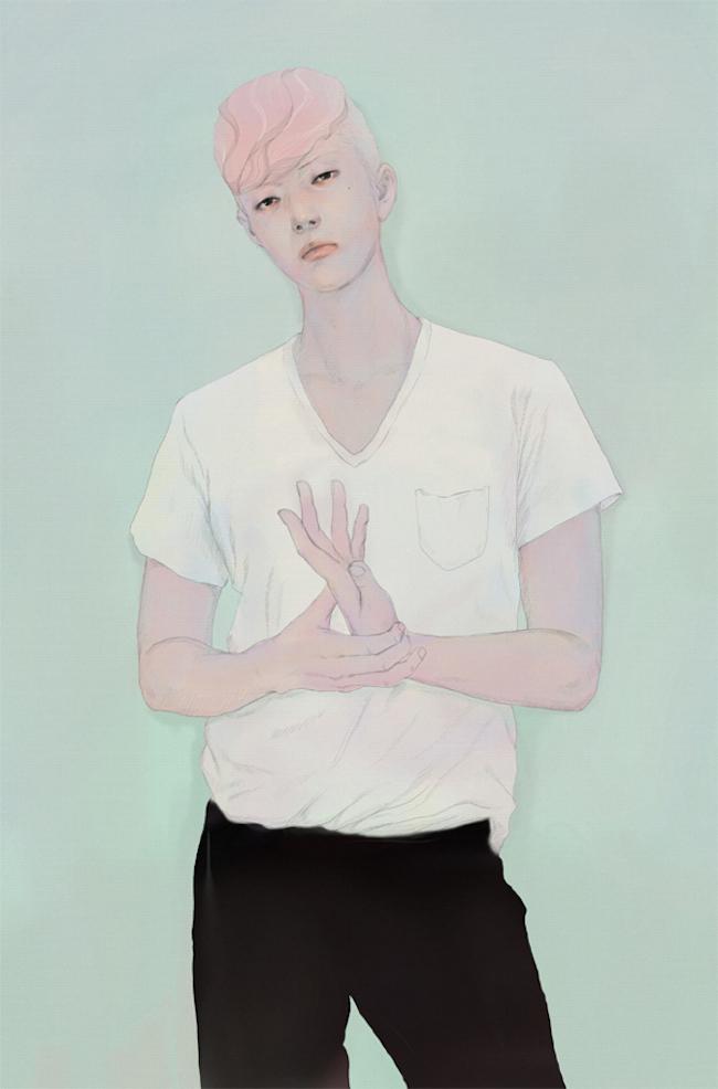 Портреты Jo In Hyuk