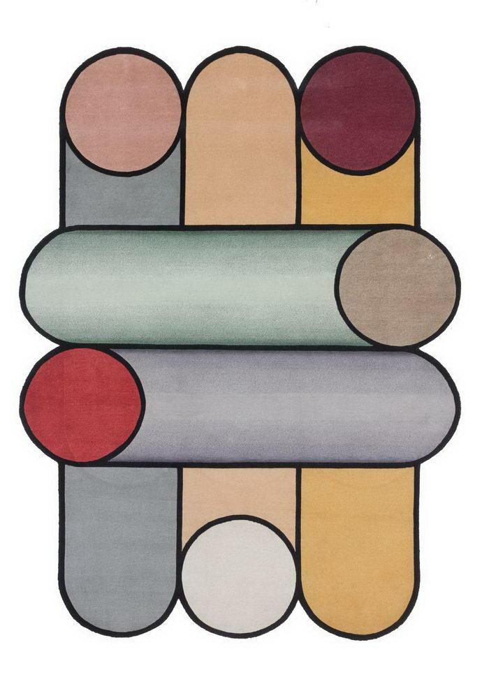 Необычные ковры Patricia Urquiola