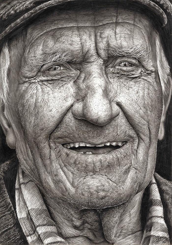 Невероятный портрет