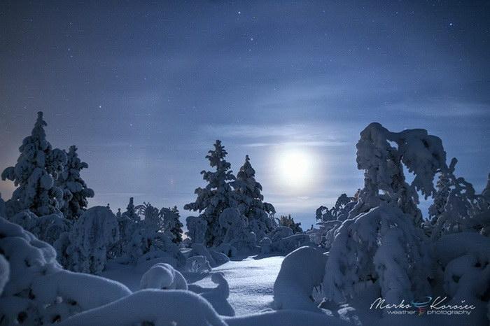 Пейзажный фотограф Marko Korosec