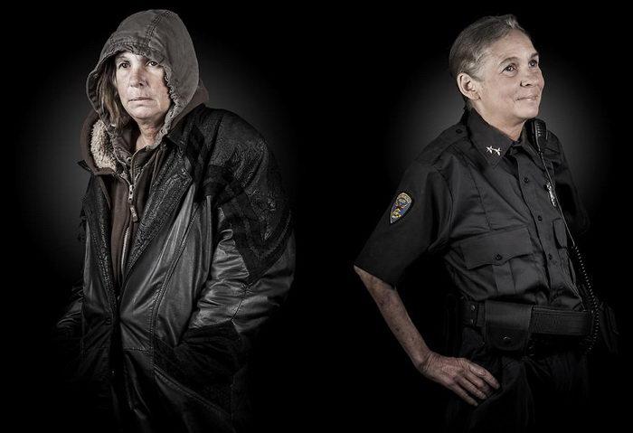 Мечты бездомных: проект Horia Manolache
