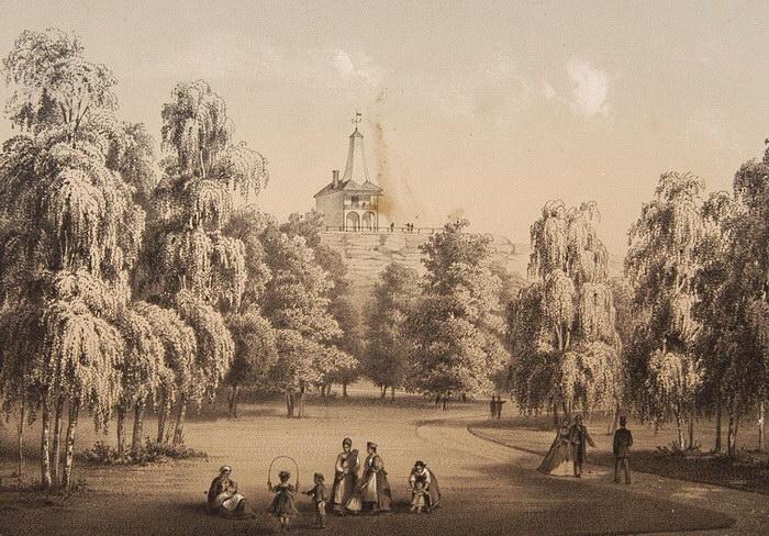 Старый Таллин: фотографии города 1880 года