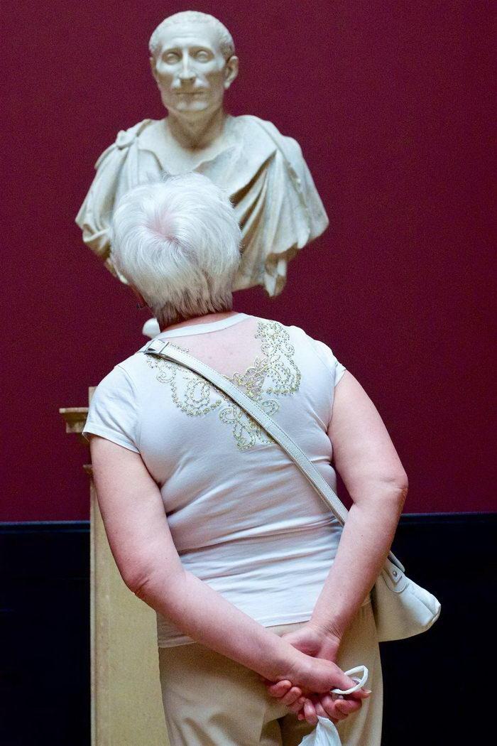 Люди, похожие на картины: фотографии Stefan Draschan
