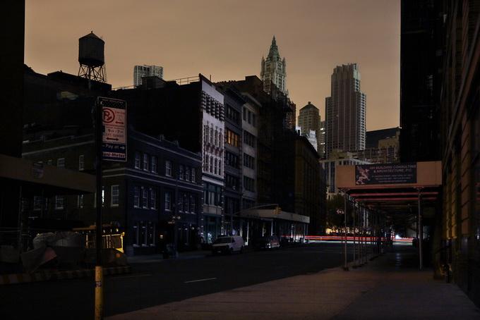 Улицы Нью-Йорка в видении Christophe Jacrot