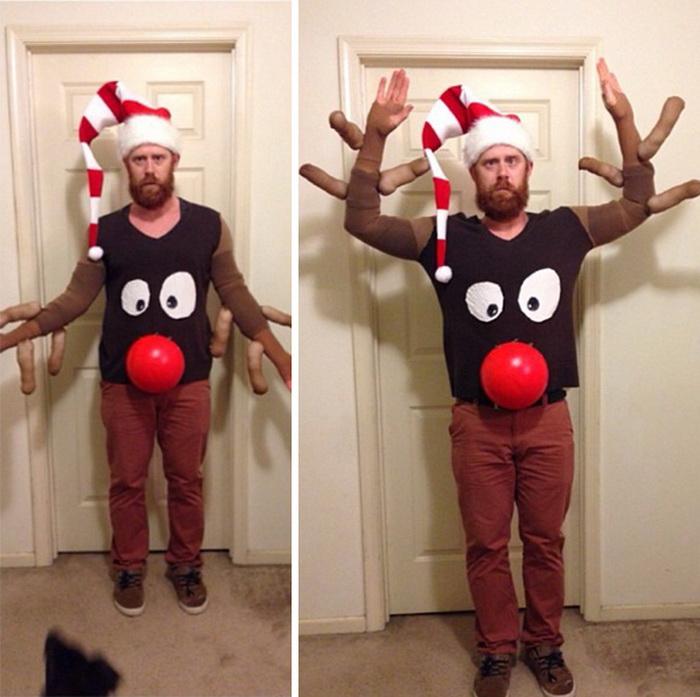 Креативные свитера к Рождеству и Новому году