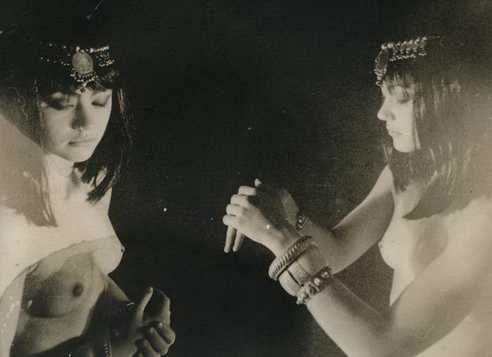 Невесомая эротика: фотографии Ellen Rogers