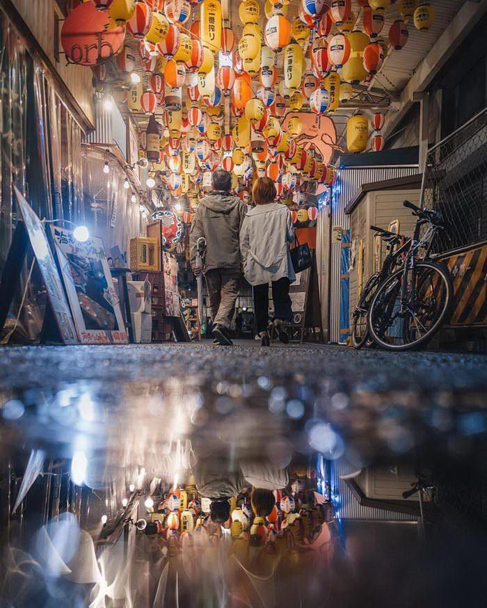 Япония и другие страны Азии в фотографиях Tatsuto Shibata