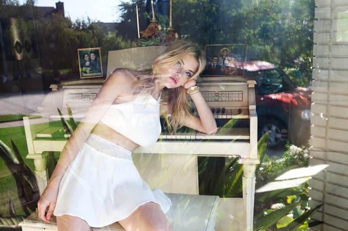 Рекламная кампания Love & Lemons лето 2013