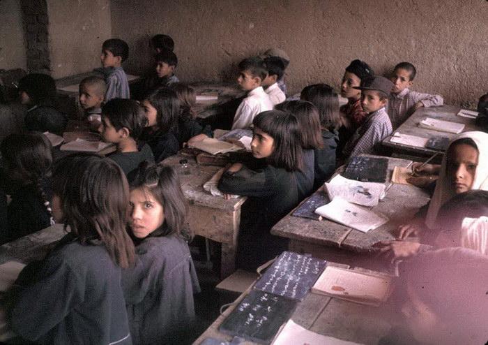 Афганистан 1967 года в фотографиях Bill Podlich