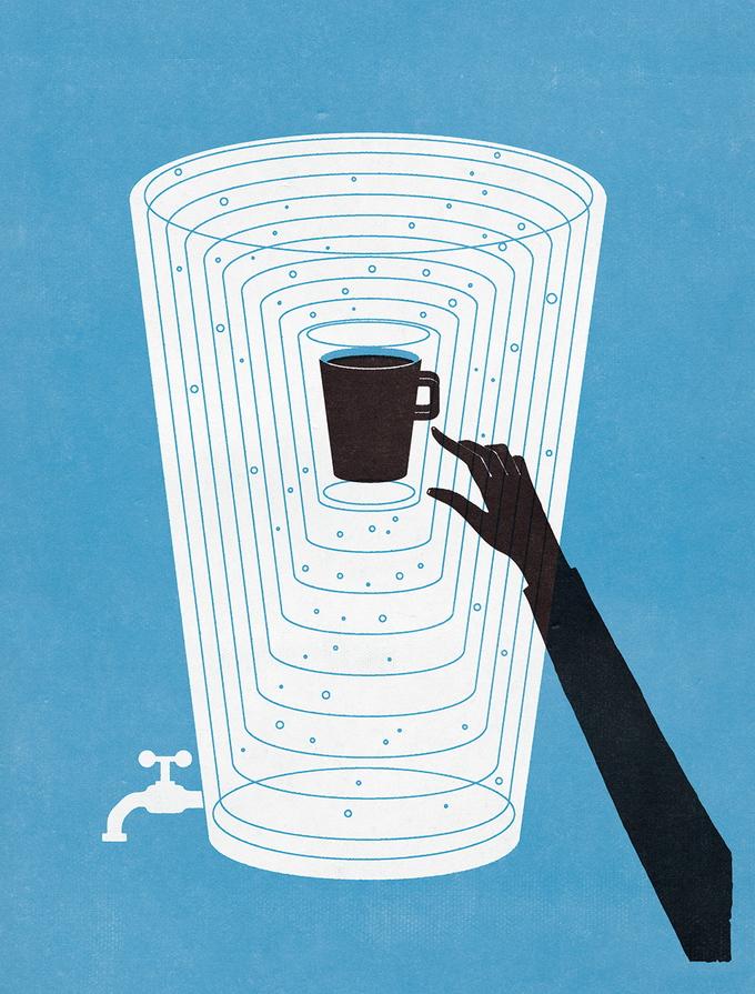 Иллюстрации Daniel Stolle