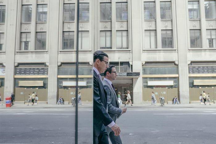 Нью-Йорк в фотографиях Jonathan Higbee