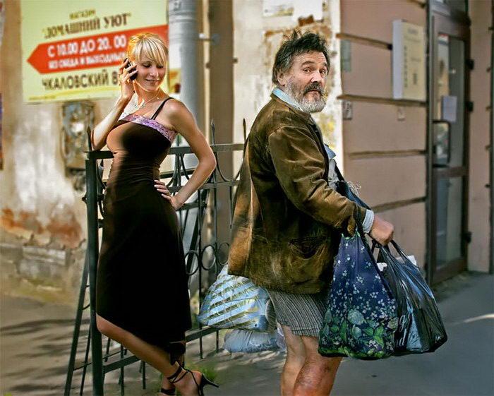 Странная Россия: фотогррафии Александра Петросяна