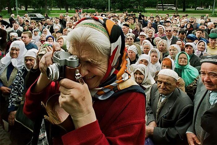 Странная Россия: фотографии Александра Петросяна
