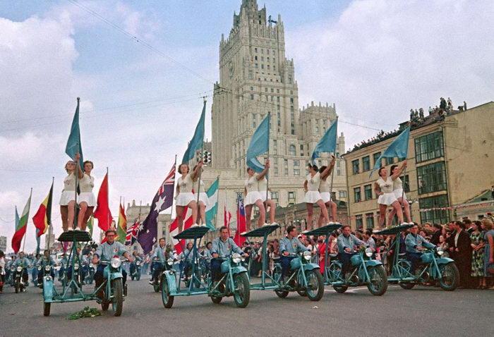 Всемирный фестиваль молодежи 1957 года