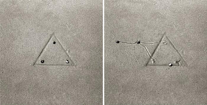 Живая геометрия в работах Daniel Ranalli