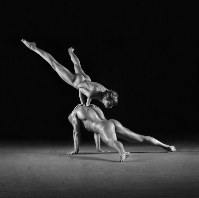 Эротическая акробатика