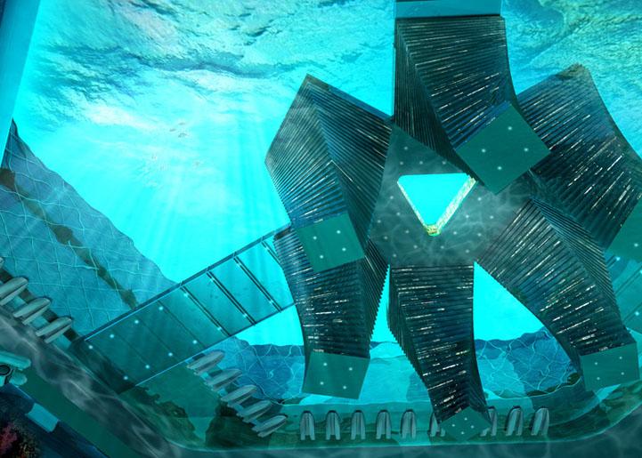 Проект водного города