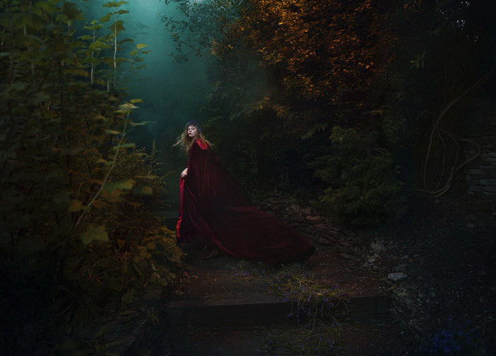 Фантазийные фотографии Bella Kotak