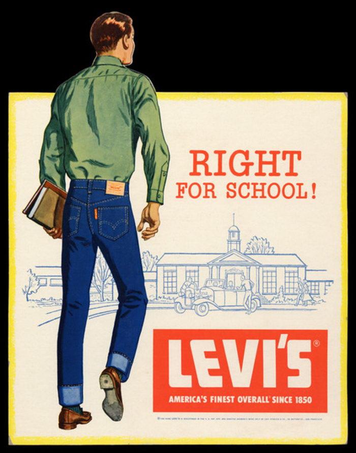 День рождения Levi's и появление первых джинсов