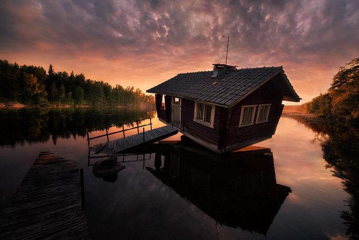 Финляндия в фотографиях Mika Suutari