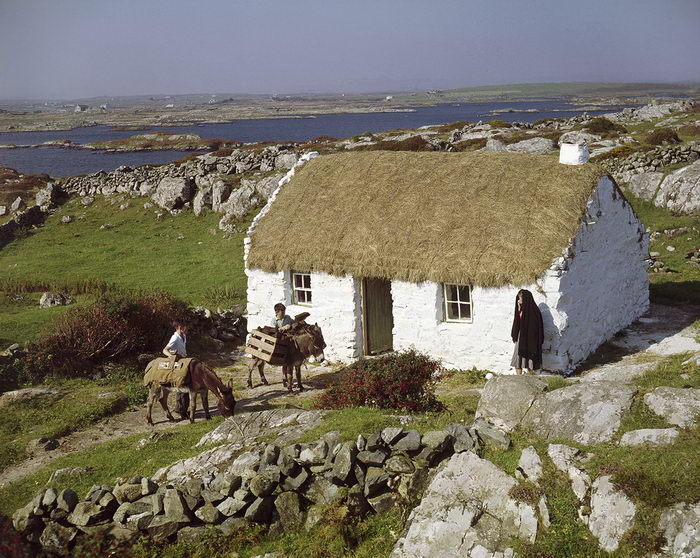 Красота Ирландии в фотографиях John Hinde