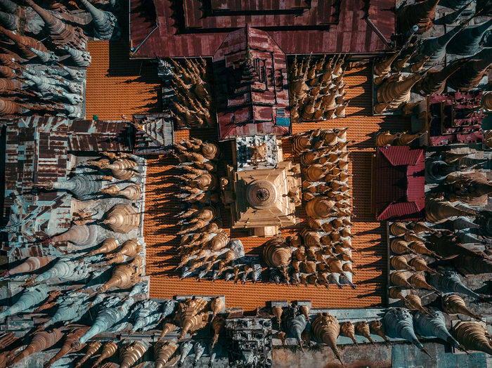 Мьянма с высоты в фотографиях Dimitar Karanikolov