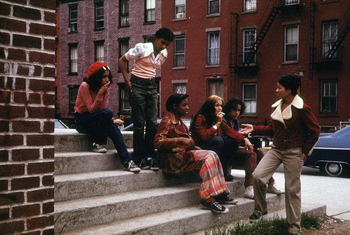Проект Documerica: Нью-Йорк в 1970 годах