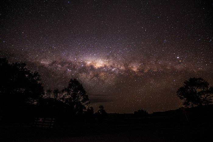 Ночное небо в фотографиях Joseph Michael